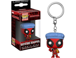 Брелок Funko Pocket POP! Keychain: Deadpool BathTime