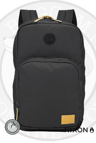 Nixon Range Backpack Black