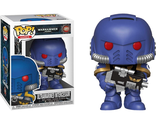 Фигурка Funko POP! Vinyl: Games: Warhammer 40K: Ultramarines Intercessor