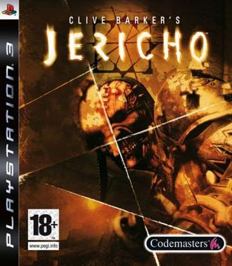 Clive Barkers Jericho для PS3