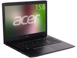 Acer TravelMate TMP259-MG-5317 Черный