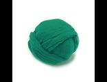 Капрон для цветов зелёный