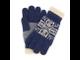 Перчатки для работы с емкостными экранами Xiaomi серые, синие