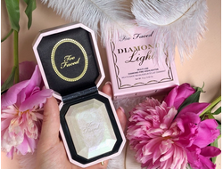 Хайлайтер TOO faced diamond light