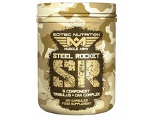 Muscle Army Steel Rocket 120 капс.