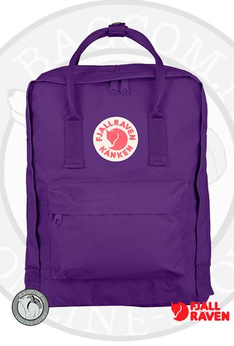Рюкзак Fjallraven Kanken Purple (580)