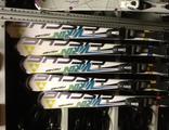 Горные лыжи FIscher Viron XTR оптом с прокатными креплениями