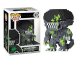 Фигурка Funko POP! Vinyl: Horror: 8-Bit Alien Blood Splatter (Exc)