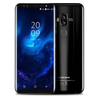 Blackview S8 Черный