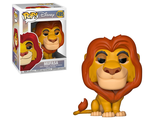 Фигурка Funko POP! Vinyl: Disney: Король лев (Lion King): Mufasa