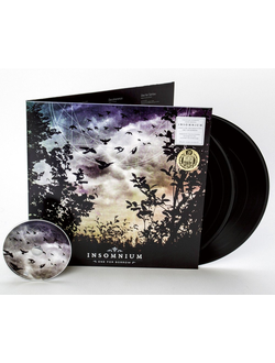 INSOMNIUM One for sorrow 2-LP+CD