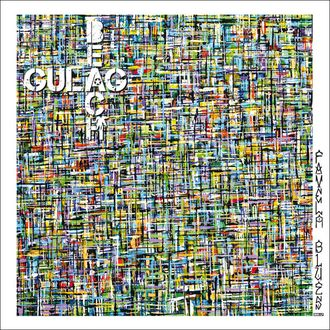 "LP Gulag Beach ""Favela blues"" (East Beat Records / Left Hand Path Records / Maniac Attack Records)"