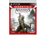 Диск Sony Playstation 3 Assassin Creed 3
