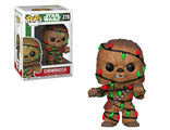 Фигурка Funko POP! Bobble: Star Wars: Holiday: Chewbacca w/Lights