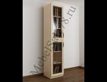 Шкаф витрина с витражными дверями ШкКн(1)№2