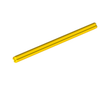 Technic, Axle 9, Yellow (60485 / 6130010)