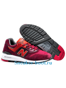 "New Balance ""Ski Pack"" Men Burgundy/Tan (40-44)"