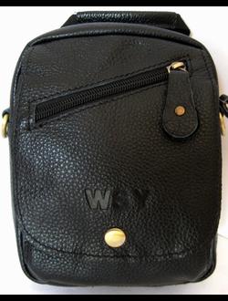 Мужская сумочка из натуральной кожи