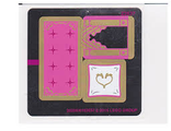 Sticker for Set 41060, Mirrored - International Version -  20205/6103857 , n/a (41060stk01a)