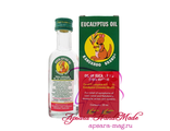 Bosisto's Parrot Brand Oil of Eucalyptus / Масло эвкалипта (8,5 мл)