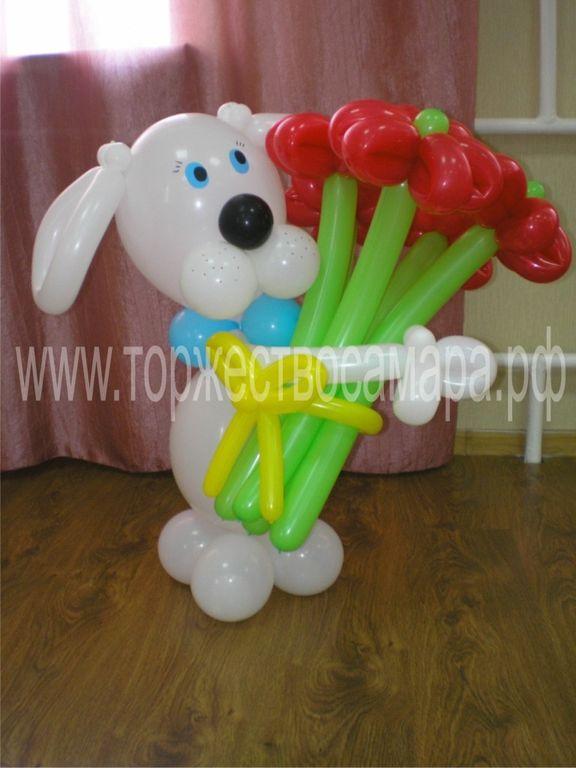 Как сделать фигуру из шариков своими руками