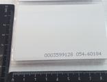 RFID 125 kHz бесконтактная карта контроля доступа