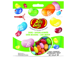 Ассорти Jelly Belly кислые фрукты! 100 гр