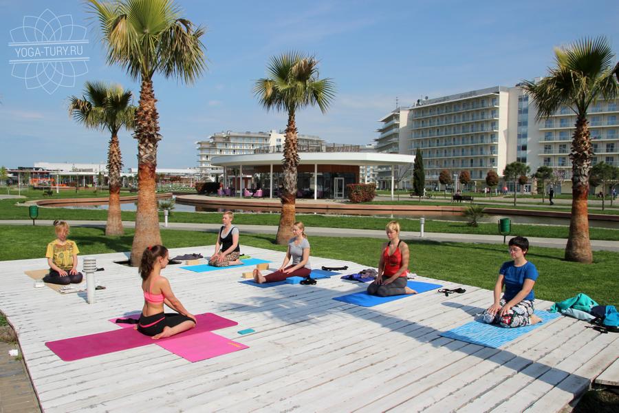 Йога практика на тульской