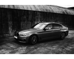 New Police undercover armored BMW 540i xDrive G30 in VPAM VR4, 2020-2021YP