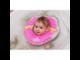 Круг для купания новорожденных Roxy Kids Балерина Flipper
