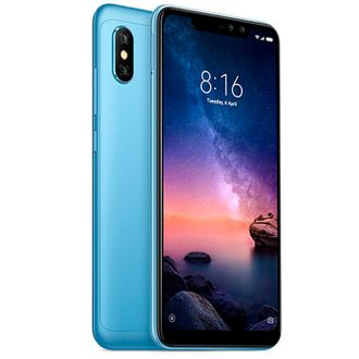 Xiaomi Redmi Note 6 pro 4/64gb blue (global version)