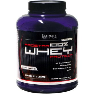 Ultimate Nutrition ProStar Whey 2270 г (80 порций)