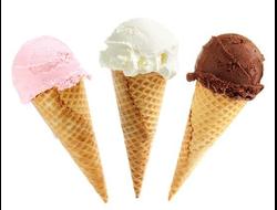 Для производства мороженого