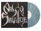 NASTY SAVAGE - NASTY SAVAGE LP grey-marbled