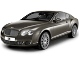 Коврик в багажник Bentley Continental GT 1 2003-2011 г.в.