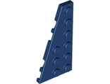 Wedge, Plate 6 x 3 Left, Dark Blue (54384 / 4529826 / 6006628)