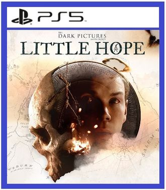 The Dark Pictures Little Hope (цифр версия PS5 напрокат) RUS 1-5 игроков
