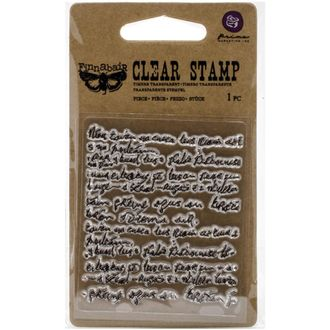 "Finnabair Clear Stamp 2.5 ""X3"""