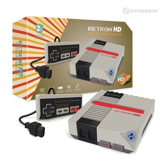 "Retron HD - Retron 1 HD Nintendo NES от Hyperkin (Серый ""NES"")"