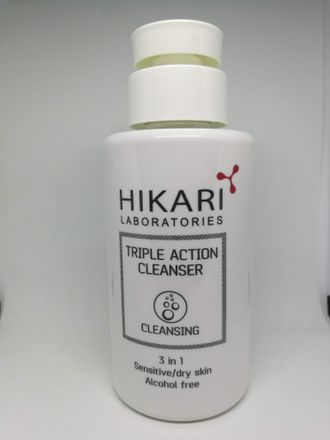 Hikari Triple  Action Cleanser