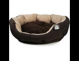 Лежанка для собак и кошек COMFY PATI  круглая ( 57 см)