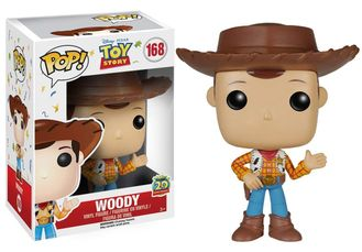 Фигурка Funko POP! Vinyl: Disney: Toy Story Woody