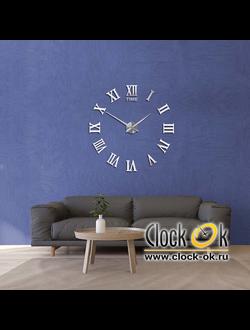 Настенные 3D часы Rome Wall S
