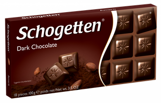 Schogetten Dark Chocolate 100g