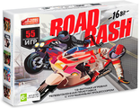 Sega Super Drive Road Rash (55-in-1)