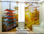 Азиатский домик
