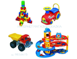 Правильные игрушки для правильного развития