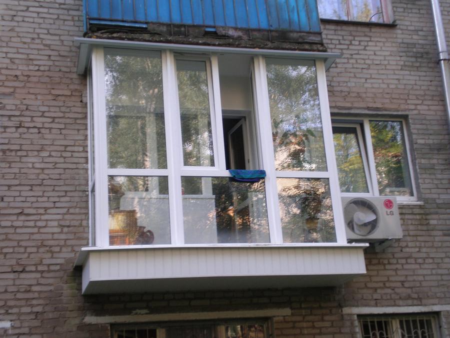 Остекление балконов в сталинском доме: ключевые аспекта данн.