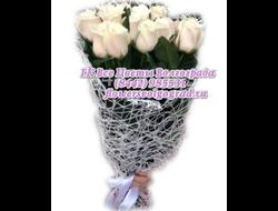 17 роз букетом