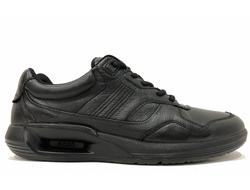 ECCO CS16 black/grey  Мужские (40-45)